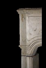 Mármol Fino Francés Antiguo Chimenea De Piedra Surround