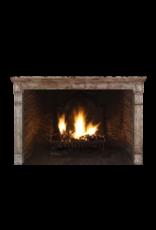 Chique Antique Stone Fireplace Surround
