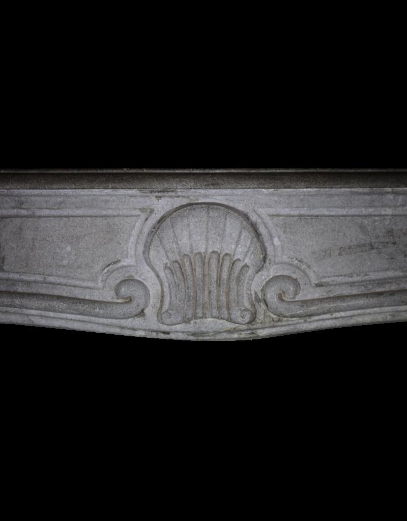 The Antique Fireplace Bank Französisch Dunkel Stein Jahrgang Kaminmaske