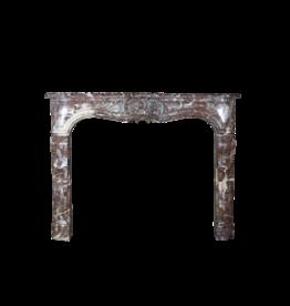 Fine Belga Antiguo Chimenea