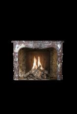 Fine Belgian Antique Fireplace Surround