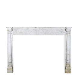 Fine Classic French Marble Fireplace Mantle