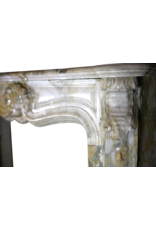 Classic French Marble Fireplace Surround