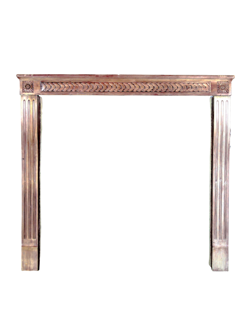 The Antique Fireplace Bank 19Th Century Cosy Fireplace Surround In French Stone