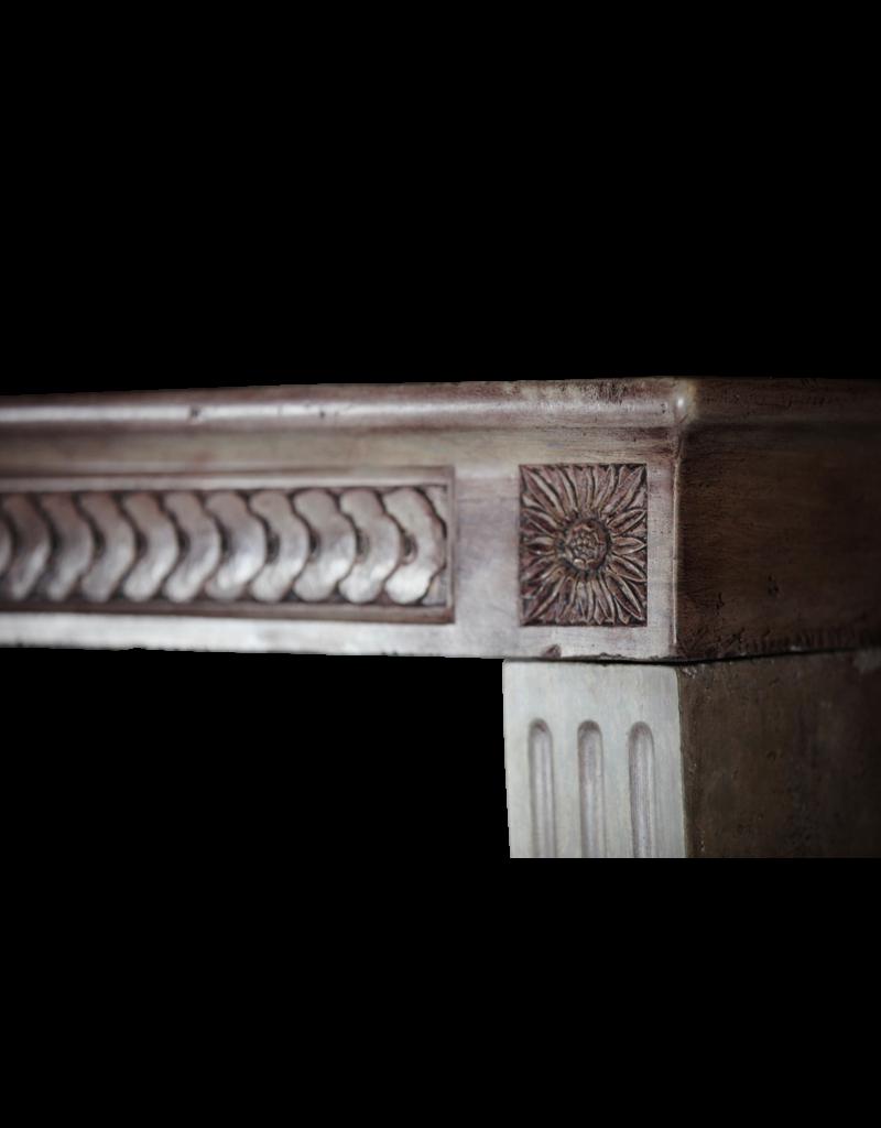 The Antique Fireplace Bank 19. Jahrhundert Gemütlicher Kaminmaske In Französisch Stein