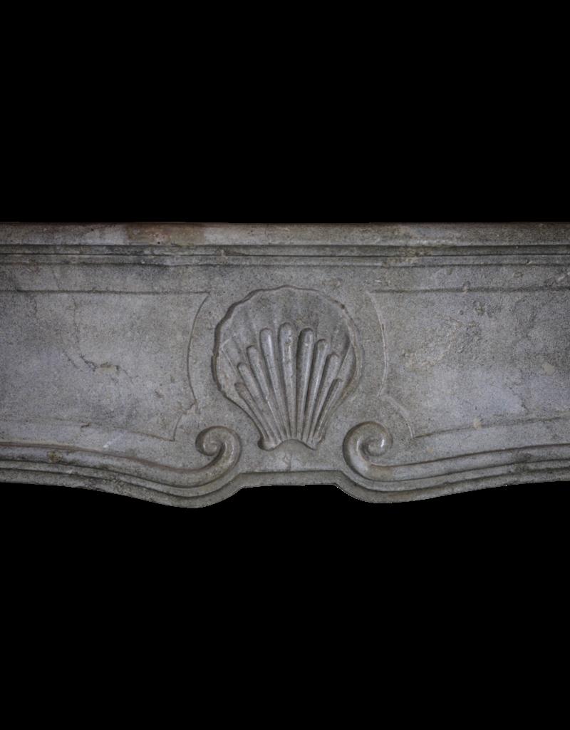 The Antique Fireplace Bank Feine Klassische Französisch Zweifarbig Stein Kaminmaske
