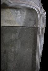 Restaurierte Dunkel Vintage Kaminmaske