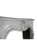 Maison Leon Van den Bogaert Antique Fireplaces & Vintage Architectural Elements Francés Chimenea De Mármol De Sonido Envolvente