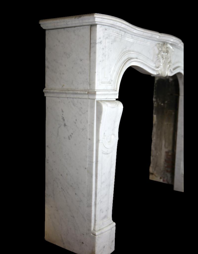 Französisch Marmor Kaminmaske