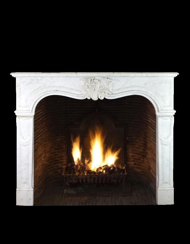 The Antique Fireplace Bank Französisch Marmor Kaminmaske