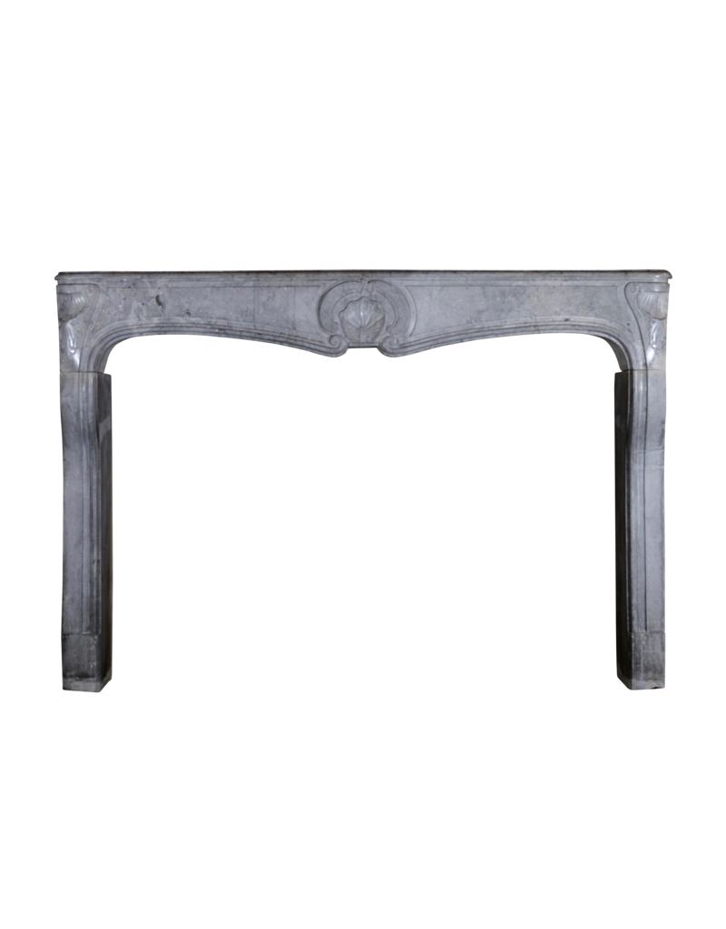 Large French Vintage Fireplace Surround