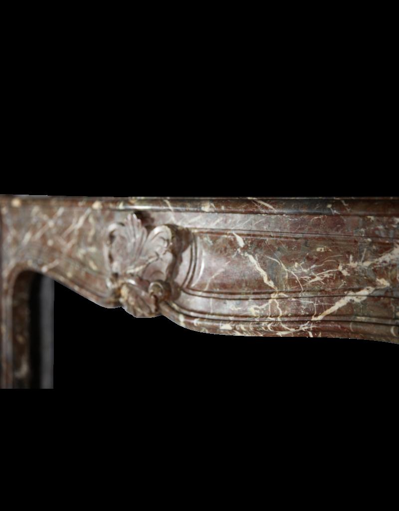 Gran Belga Antiguo Chimenea