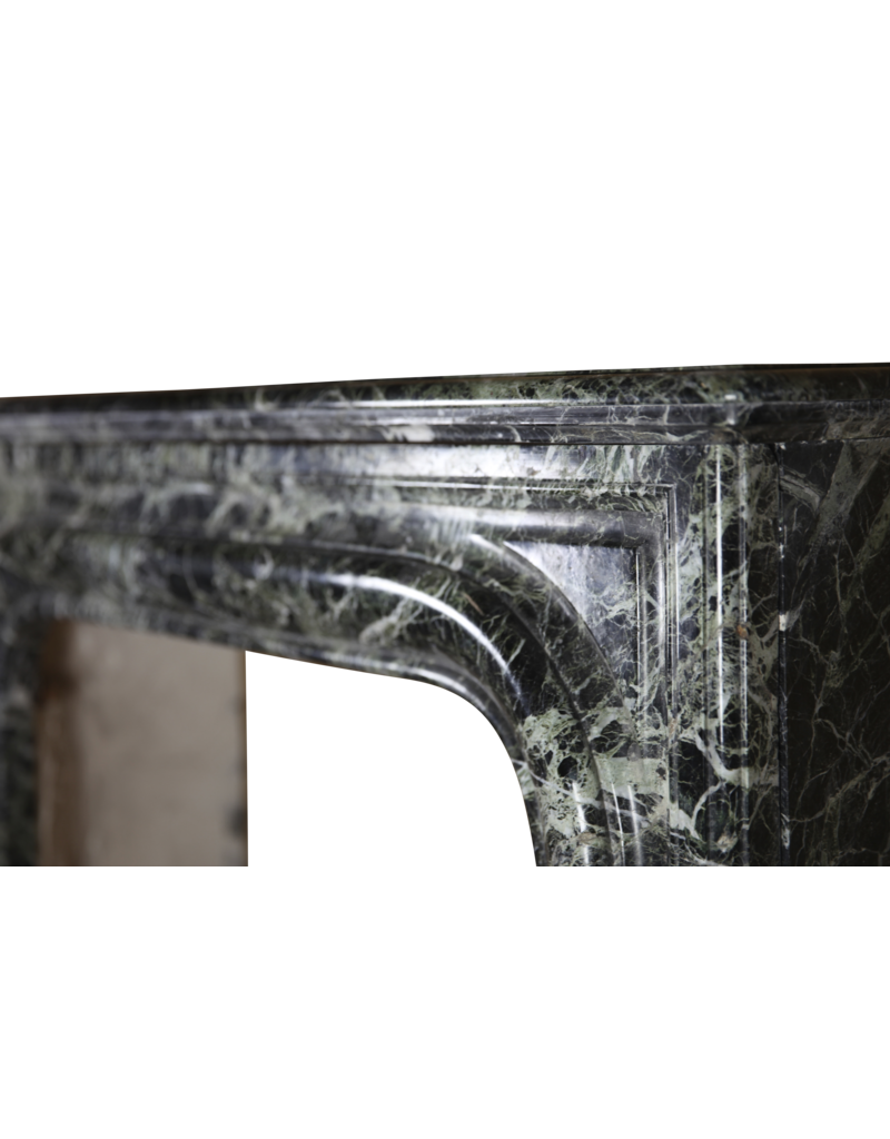 Small French Green Marble Vintage Fireplace Surround The Antique Fireplace Bank