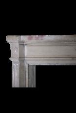 The Antique Fireplace Bank Francés Del Siglo 19 Bicolor Chimenea