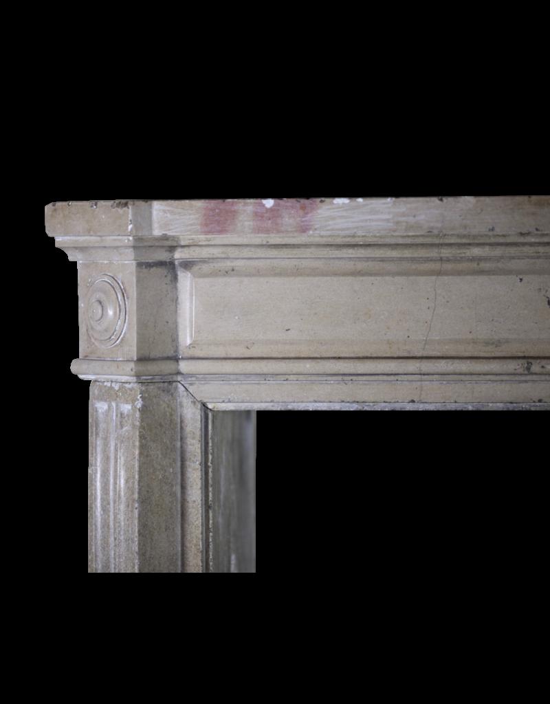 Maison Leon Van den Bogaert Antique Fireplaces & Vintage Architectural Elements Französisch Des 19. Jahrhunderts Zweifarbig Kaminmaske