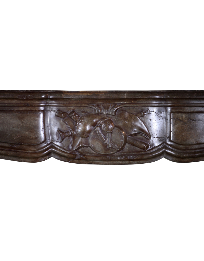 The Antique Fireplace Bank 18Th Century Directoire Period French Fireplace Surround