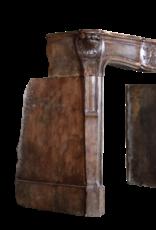 18. Jahrhundert Directoire Period Französisch Kaminmaske