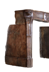 18Th Century Directoire Period French Fireplace Surround