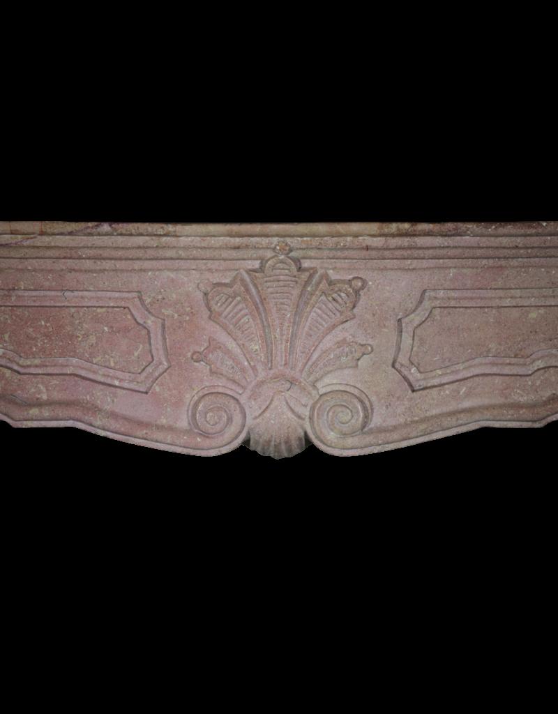 The Antique Fireplace Bank 18. Jahrhundert Feine Französisch Kaminmaske In Harten Stein