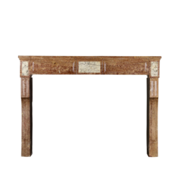 The Antique Fireplace Bank Francés Clásico Chimenea