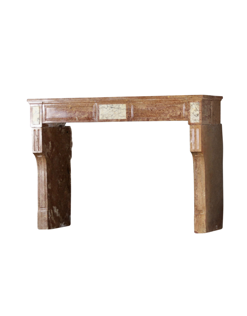 French Classic Fireplace Mantle