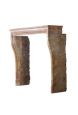 The Antique Fireplace Bank Reclaimed French Stone Fireplace Surround