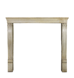 Small French Chique Fireplace Mantle