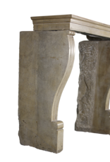 Kleine Französisch Chique Antike Kaminmaske