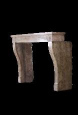 Französisch Burgund Antike Kaminmaske
