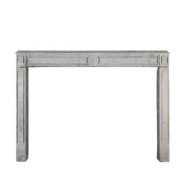 The Antique Fireplace Bank Rustic Bicolor French Fireplace Surround With Star