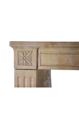 The Antique Fireplace Bank Elegant French Fireplace Surround