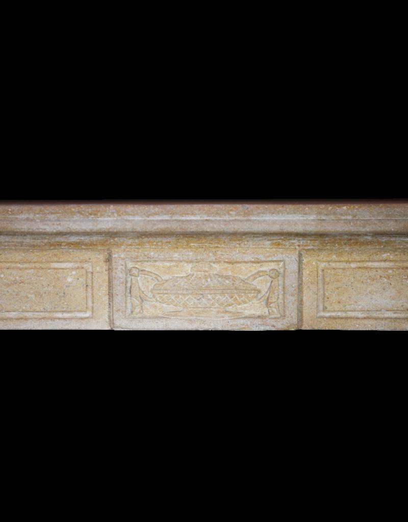 Mármol Fino Clásico Antiguo Francés Piedra Cheminea