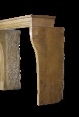 Maison Leon Van den Bogaert Antique Fireplaces & Vintage Architectural Elements Elegante Bicolor Del Francés Chimenea