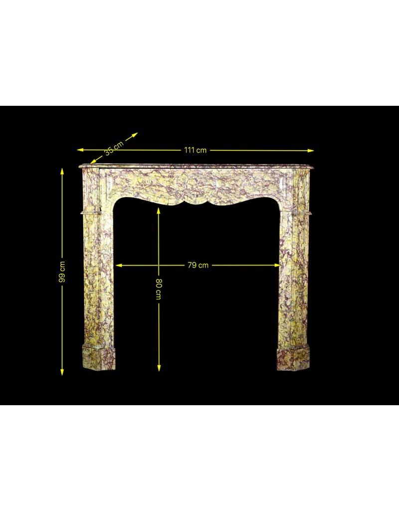 The Antique Fireplace Bank Farbe Voll Französisch Klassiker Pompadour Marmor Kamin