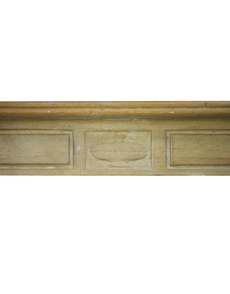 The Antique Fireplace Bank French Classy Style Surround