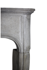 The Antique Fireplace Bank Chique Französisch Antike Kalkstein Kaminmaske