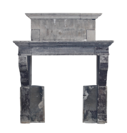 The Antique Fireplace Bank French Country Limestone Fireplace Surround