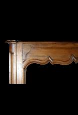 Süd Französisch Holz Kaminmaske