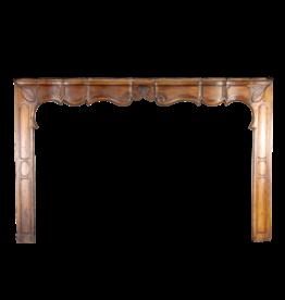 The Antique Fireplace Bank Großer Walnuss Campagnard Kaminmaske