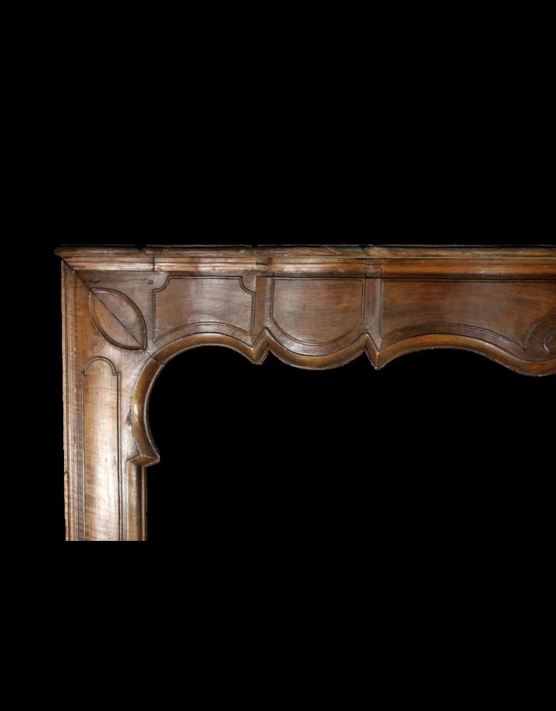 The Antique Fireplace Bank Großer Walnuss Manoir Kaminmaske