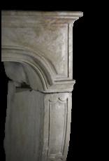 Empfindliches Klassisches Französisch Antike Kaminmaske