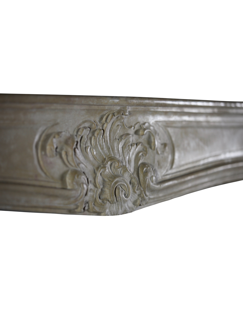 The Antique Fireplace Bank Delicate Classic French Antique Fireplace Surround