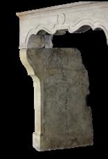 Siglo 18 Francés Rústico Chic Chimenea