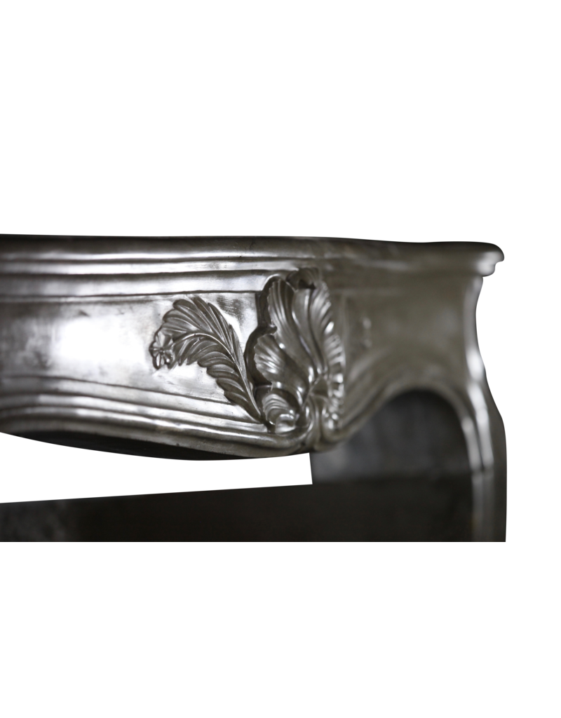 The Antique Fireplace Bank Starke Zweifarbig zeitloses Vintage-Kaminmaske