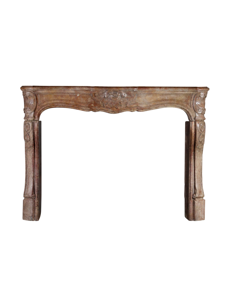 French Chique Vintage Fireplace Surround