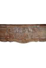 The Antique Fireplace Bank French Chique Vintage Fireplace Surround
