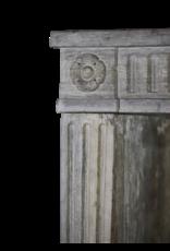 The Antique Fireplace Bank Groß Französisch Zweifarbig Jahrgang Kaminmaske