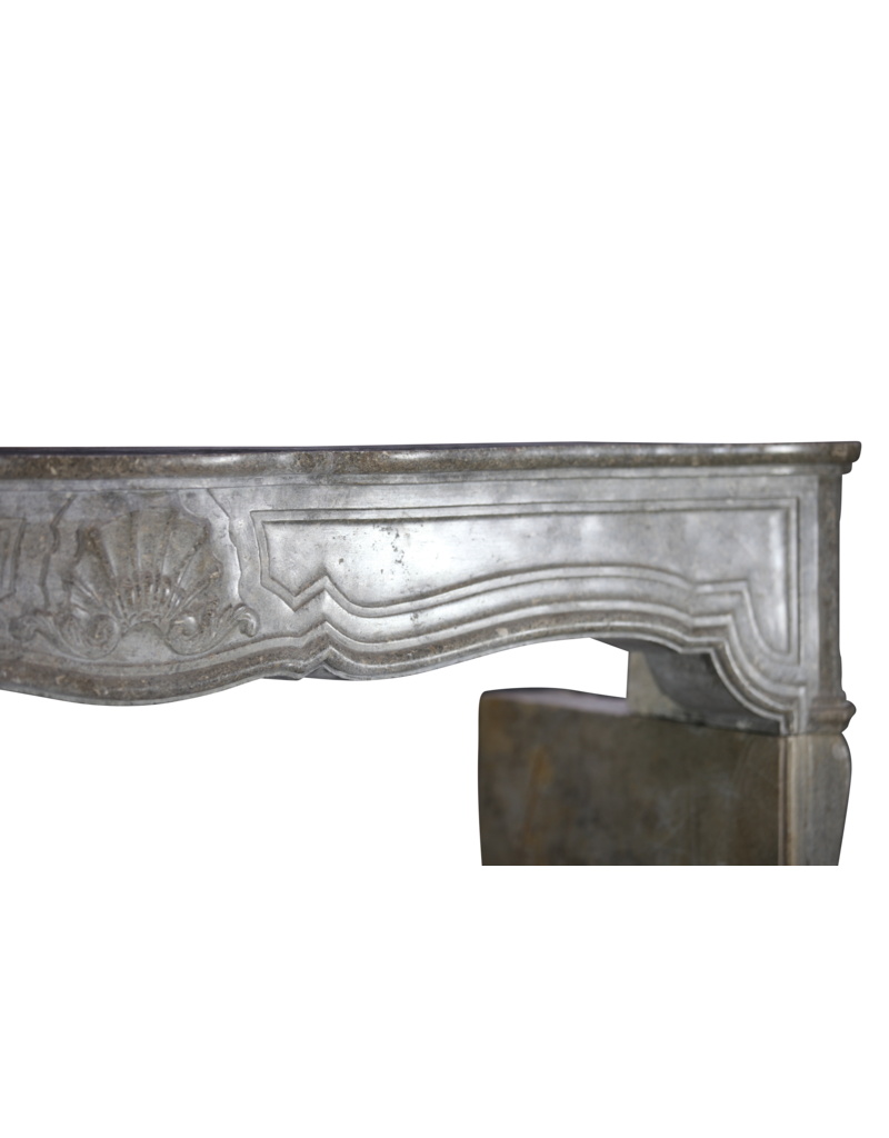 The Antique Fireplace Bank Bicolor Created By Nature French Fireplace Mantle