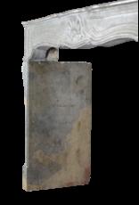 Zweifarbig Erstellt Von Natur Französisch Kamin Verkleidung