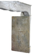 Bicolor Erstellt Von Natur Französisch Kamin Verkleidung